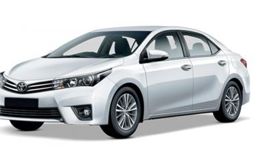 Toyota Corolla 1.6L